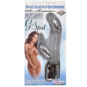 7th Heaven Platinum G Spot - Clear
