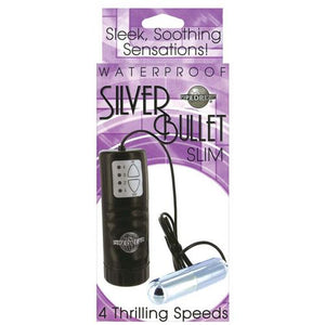 Silver Bullet Slim Waterproof - 4 Speed