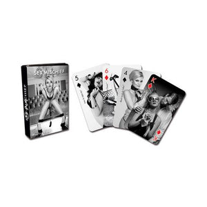 Sex & Mischief S&M Playing Cards