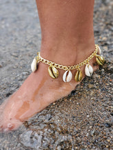 Load image into Gallery viewer, Bala Shell Anklet