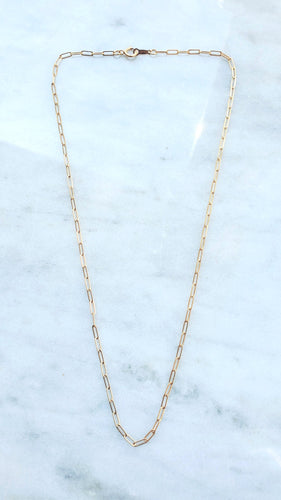 Claya Gold Necklace