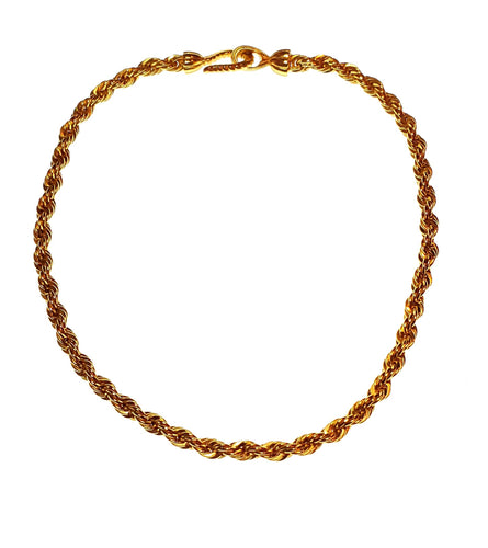 Cassie Rope Choker Necklace
