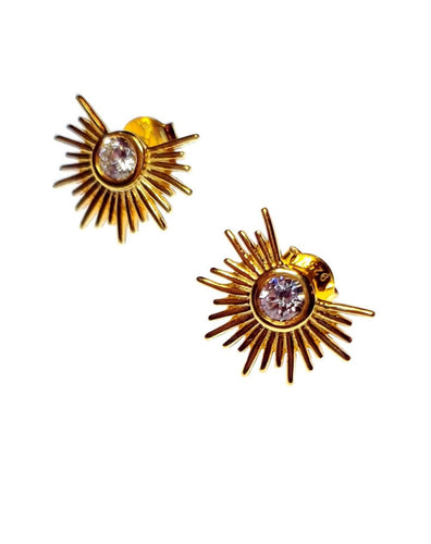 Rai Stud Earrings