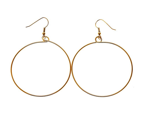 Nami Simple Hoop Earring