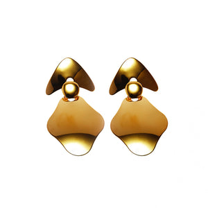 Fia Fire Earrings
