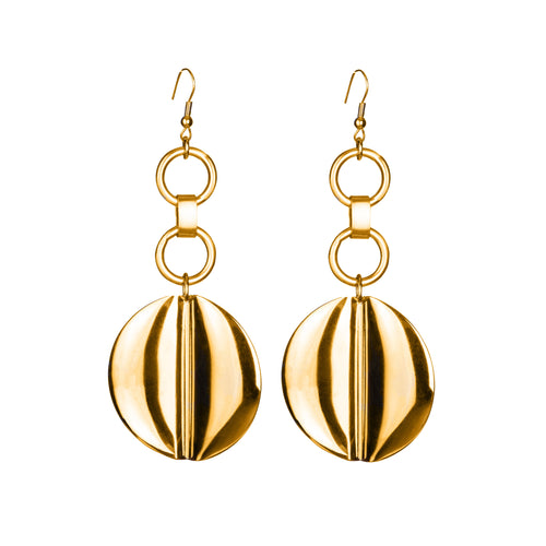 Curacao Queen Earrings