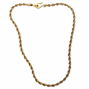 Cassie Short Rope Necklace