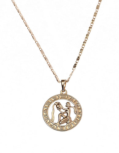 Zodiac Love Necklace