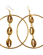 Load image into Gallery viewer, Bala Large Earrings