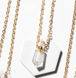 Anune Quartz Necklace