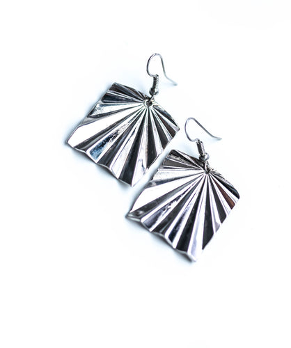 S-Sun-Ray Earrings