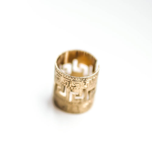 Aversa Finger Tip Ring