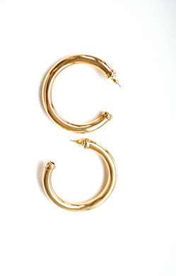 G-Thick Bare Hoops