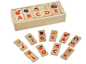 wooden- alphabet- jigsaw -puzzle -blocks