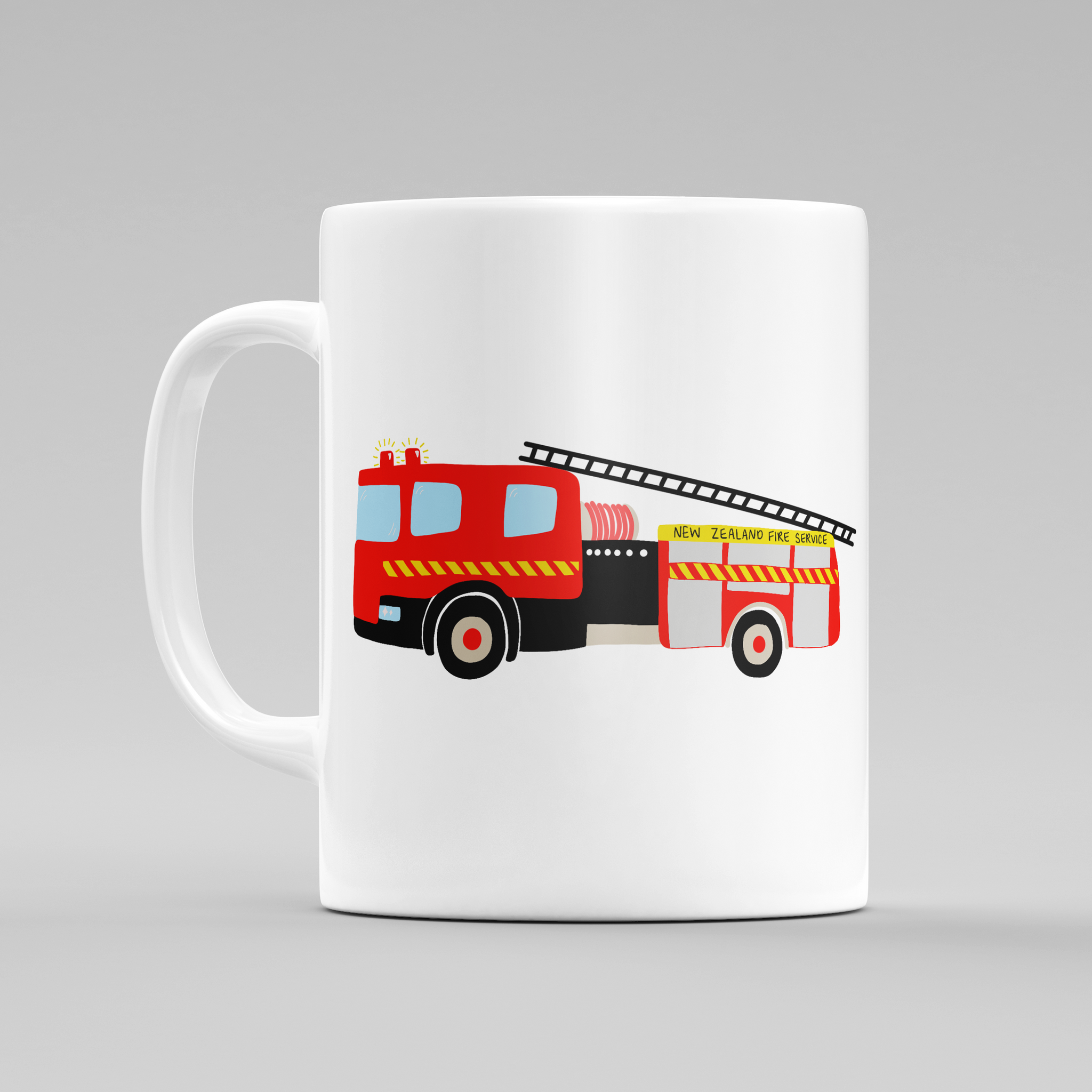 Mug - Fire Engine