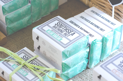 The Journey Of Your Southsea Bathing Hut Soap