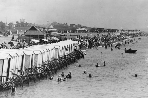 Southsea Sea Bathing
