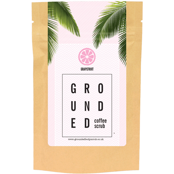 Grounded Body Coffee Body Scrub 200g