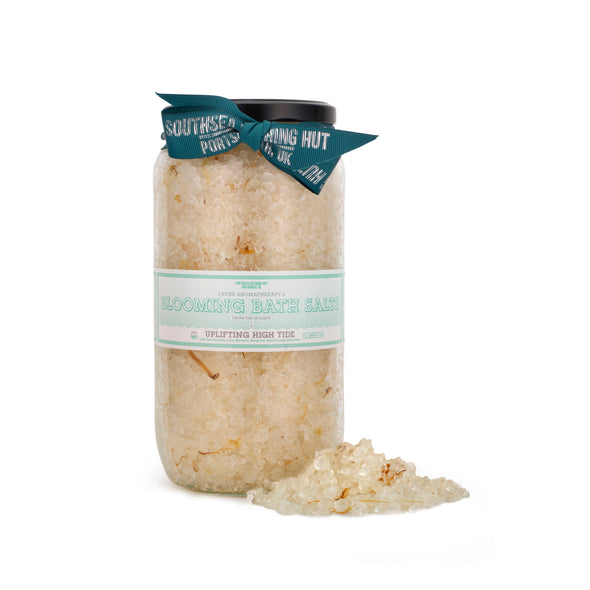 Blooming Bath Salts with Seaweed (choice of scents)