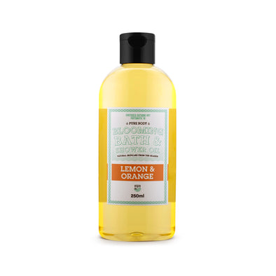 Blooming Bath & Shower Oil Lemon and Orange