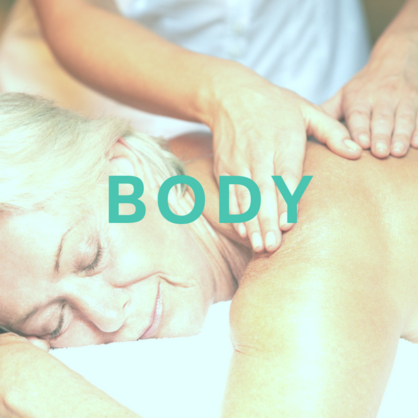 Drift Away WaveStone Aromatherapy Massage: 30min, 45min or 60min