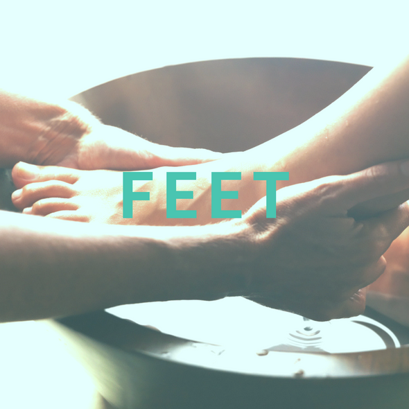 Beach Feet Foot Treatment: 30min or 45min