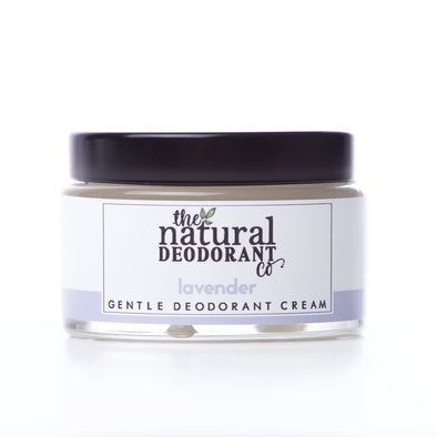 The Natural Deodrant Co. Gentle Deodorant Balm