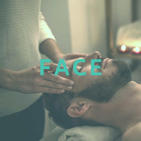 Grooming the Sea Dog: Facial for Men: 30min or 60min