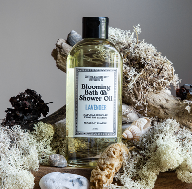 Blooming Bath & Shower Oil Lavender