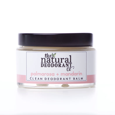 The Natural Deodrant Co. Clean Deodorant Balm