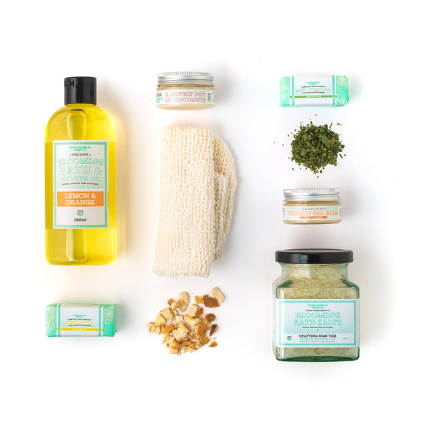Perfect Pamper Gift Set Citrus