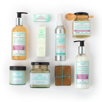 The Ultimate Pamper Hamper