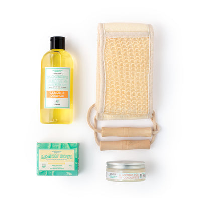 Shower Time Gift Set