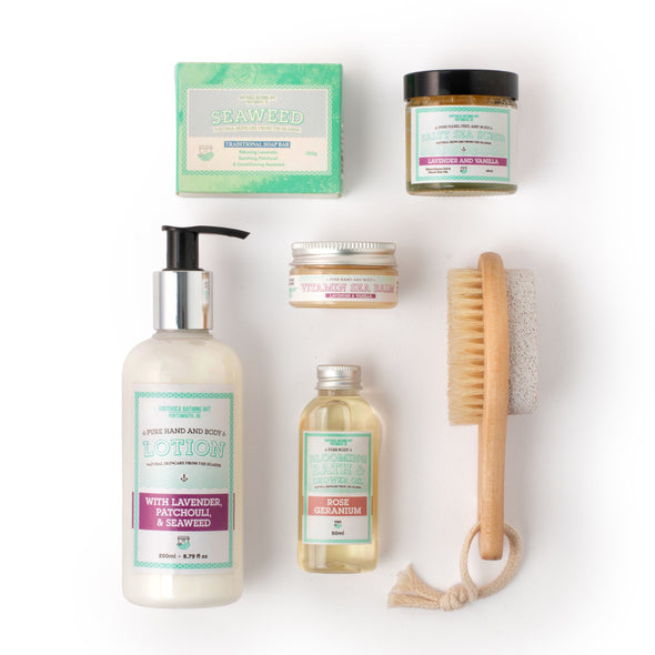 Hand and Foot Care Gift Set