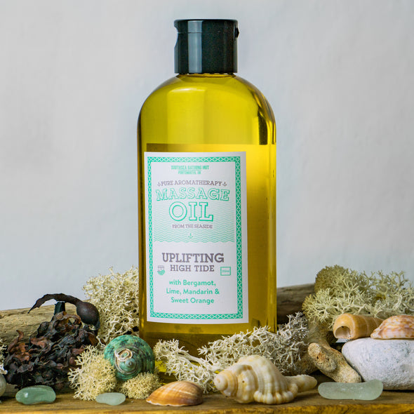 Massage Oil: Uplifting High Tide