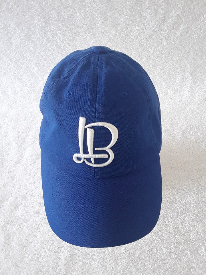 LB Royal Blue Classic Dad's Cap