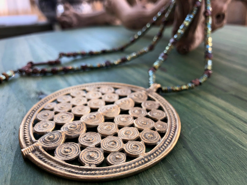 Flower of Life Necklace