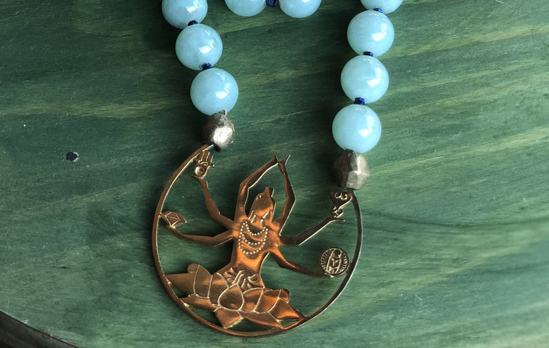 Abundant Goddess Necklace
