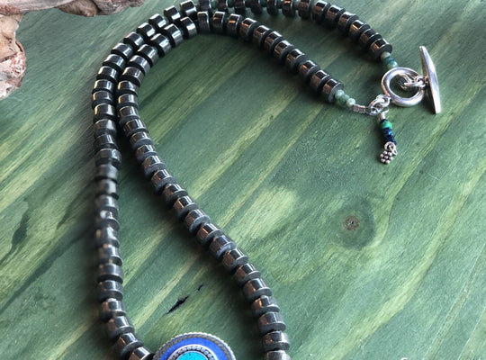 Grounding Frequencies Necklace