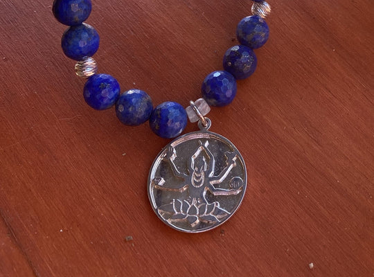 Wisdom Goddess Necklace