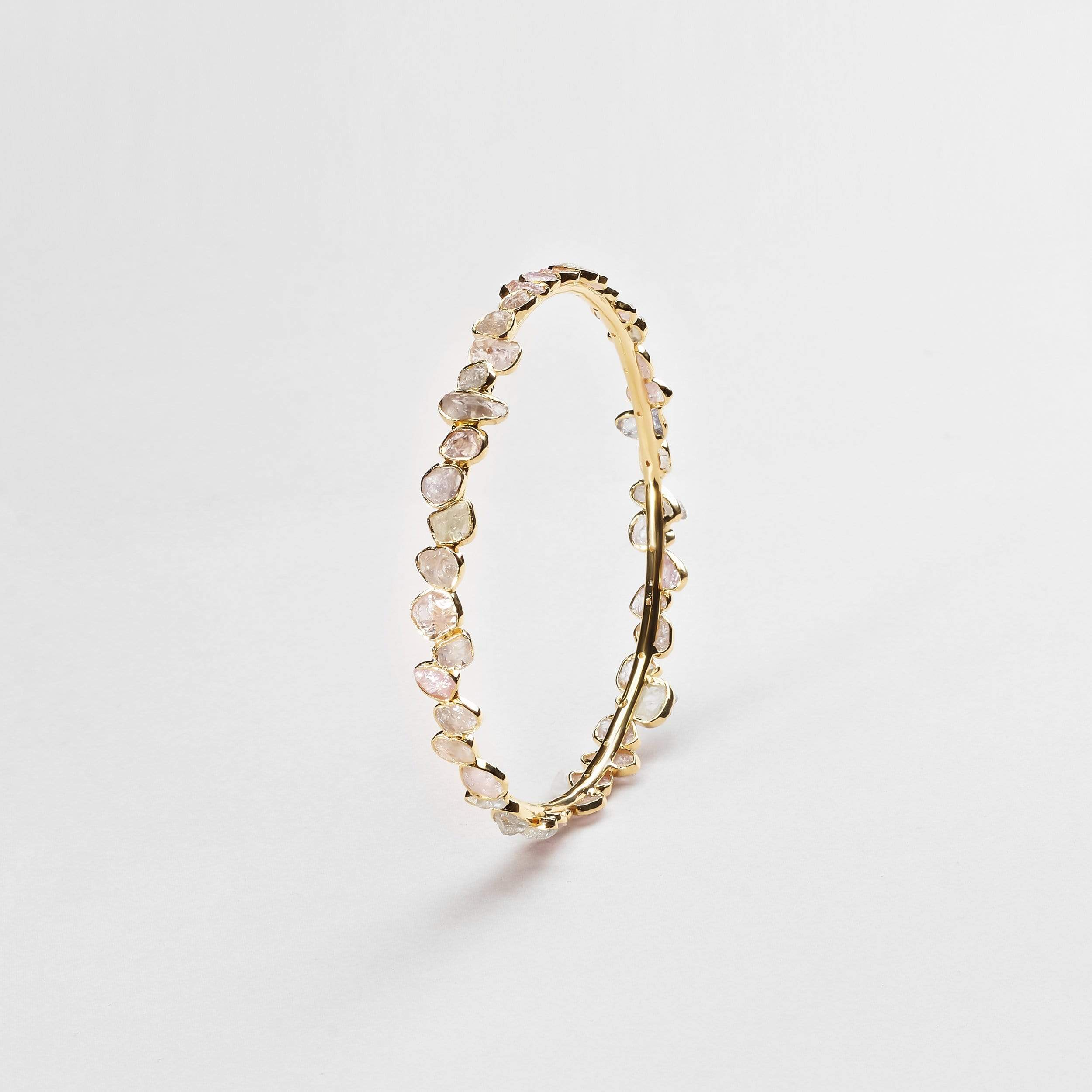 Aten Fancy Sapphire Bangle