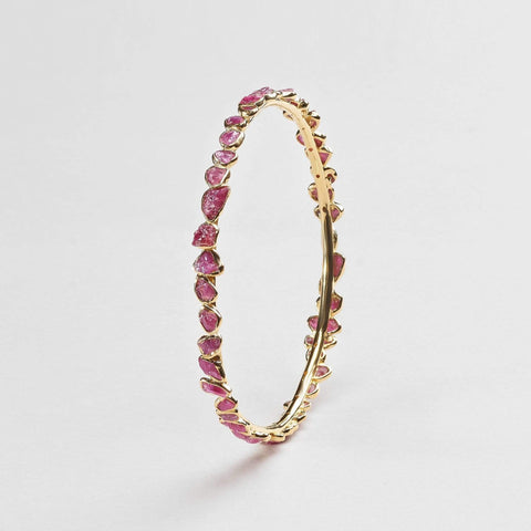 Aten Ruby Bangle
