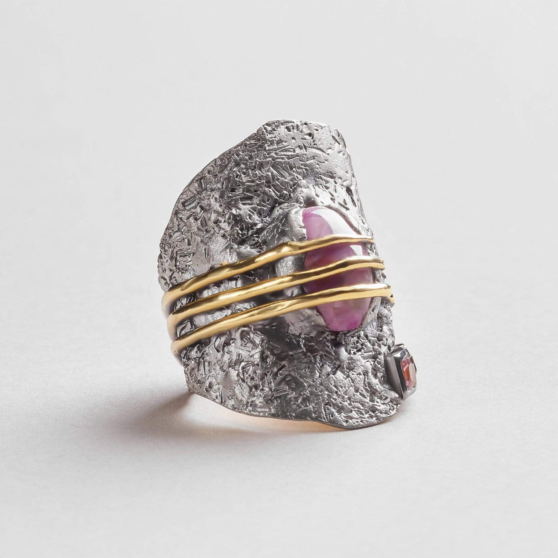 Searle Ruby Ring