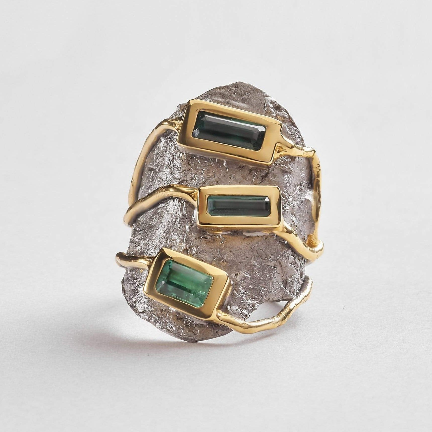 Farina Tourmaline Ring