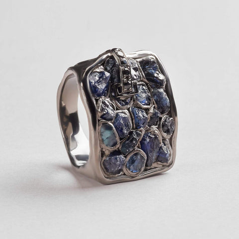 Neith Sapphire Ring