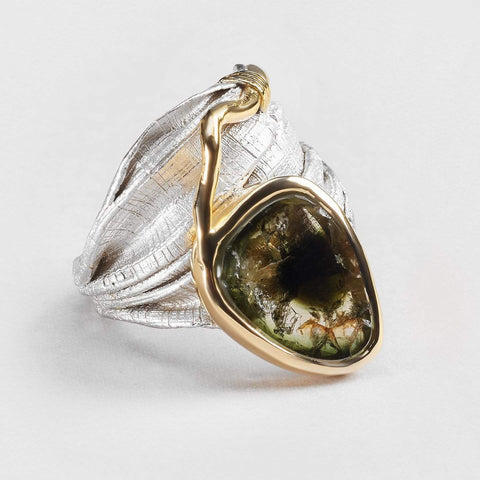 Manon Quartz Ring