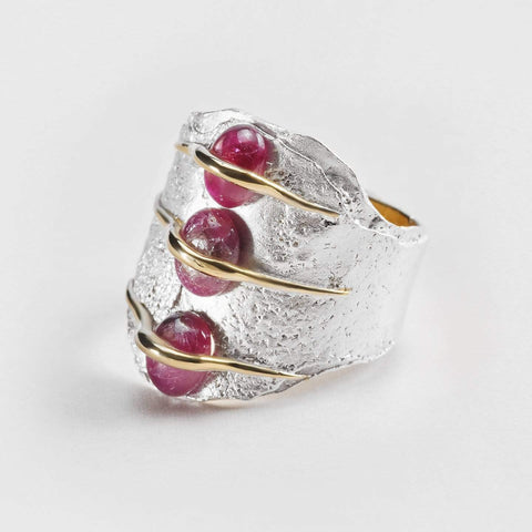 Adla Ruby Ring