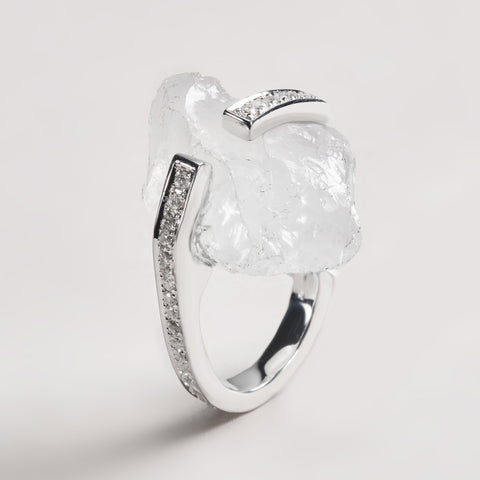 Zera Quartz Ring