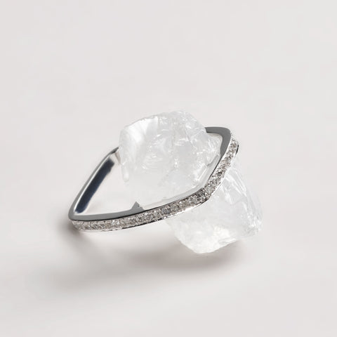 Raine Quartz Ring