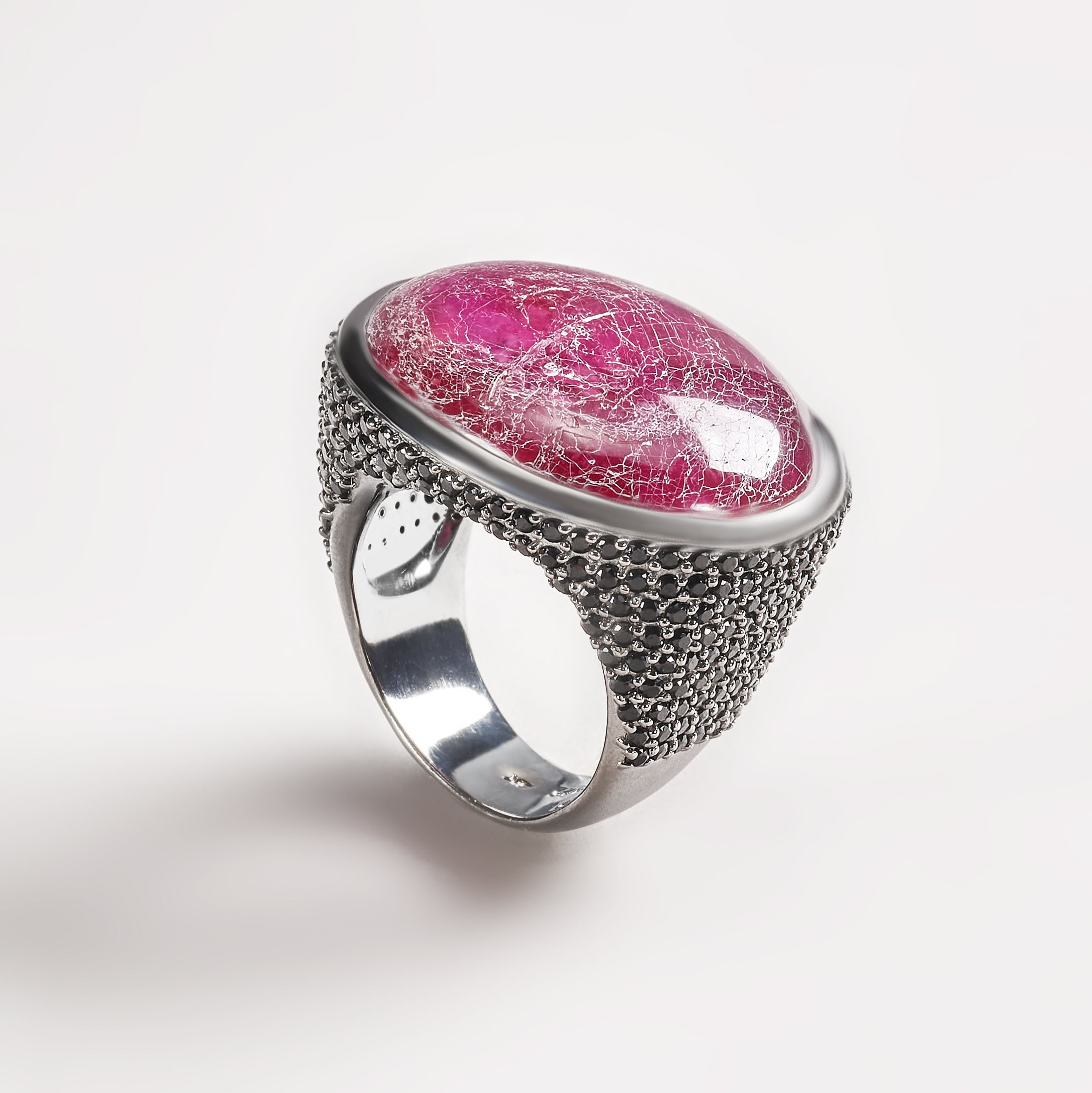 Hana Ruby Ring